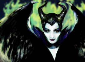Maleficent by Negatic