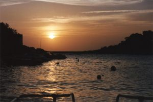 Sunset on Ibiza 2 by infiltrator