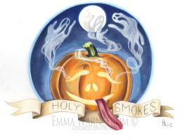 Holy smokes by Warnstrom