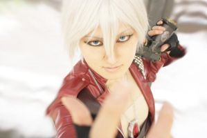Dante -Devil May Cry by mizunoji