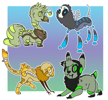 Adopts Auction 1 CLOSED by Fenick-Fang