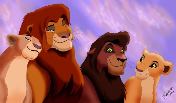 Simba  S Pride By Toddwolf by littlefoot21676767