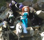 Begoths on the rocks 2 by autumnrose83