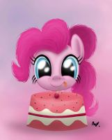 Squeeee! CAKE! by XIII-XV-XVII