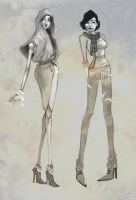 .Outfits. by lunaticenigma