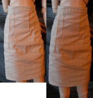 BJD SD basic skirt by ronnie92