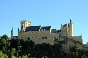 Alcazar stock by LutherHarkon