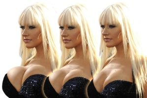 XTina Evolution by CeBe2008