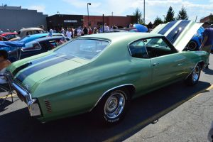 1970 Chevrolet Chevelle SS 454 (III) by Brooklyn47
