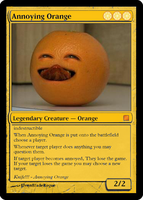 Annoying Orange Pic Contest 1 by elvenbladerogue