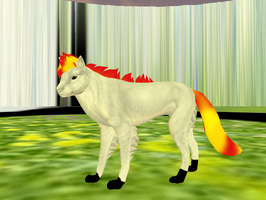 Feralheart Ponyta preset(with download) by Twilightberry