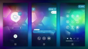 Android Custom Interface by DammyG