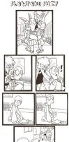 Slowpoke Suzy- Portfolio Comic by Sketched-UP