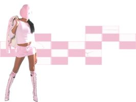 In Pink by Flore