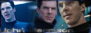 John Harrison Banner by SailorTrekkie92