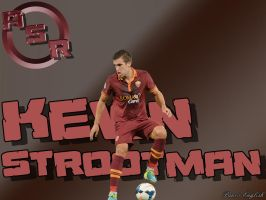 Kevin Strootman by PanosEnglish
