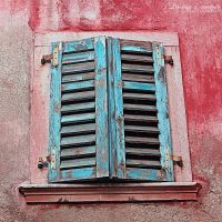 Old Window by DorotejaC