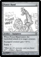 MtG: Power Hand by Overlord-J