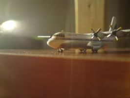 C-130 model 2 by SomethingWild7