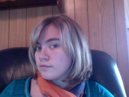 My New Hair (The right side) by Kpopgirl4ever