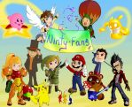 NintyFans contest entry by Know-Kname
