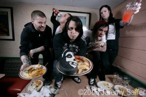 Eighteen Visions - Dennys 06 by JeremySaffer