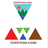 logo rentwoo_2 by diceup
