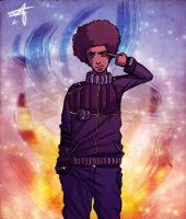 Afro Joe' by Johel-MvW