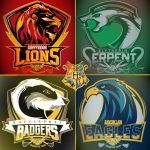 Potter Quidditch Club Crests by MitchLudwig