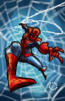 The Amazing Spider-Man by theFranchize