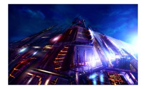High Tech environment 1 by aiRaGe