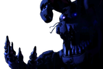 Transparent Nightmare Bonnie (FREE TO USE) by PrimeYT