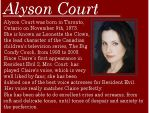 Alyson Court by ClaireLovers