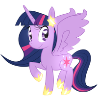 Princess Twilight Sparkle by Kaji-Tani