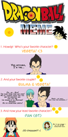 Dragon Ball meme by OsoroshiiYasai
