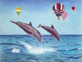 Dolphin Fantasy Finished by Bobcat79