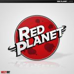 Red Planet Logo by 5MILLI