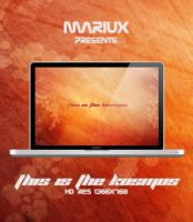 This is the Kosmos by MariuxV