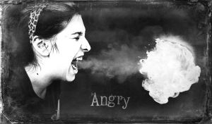 Angry by crilleb50