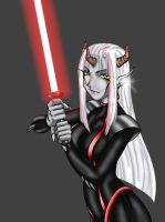 Sith Woman by RC-MANGA by JosephB222