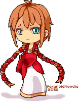 Pixel - Lila by ParanoidNoodle