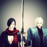 Vergil and Carla Radames by Hatredboy