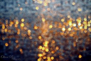 Bokeh Cross by OliverBPhotography