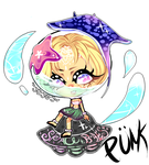 SPACE BAES ADOPT: SUMMER Bae 500 POINTS [OPEN] by PUNKPeony