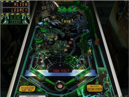 Alien Pinball art by Simon Buckroyd by Binoched
