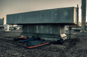Industrial Camping by 5isalive