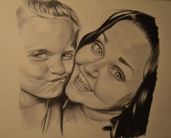 Kristina and Shannon by xXxParabolaxXx