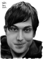 Frank Iero (Digital) by rj700
