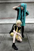 ELR: Len And Miku by TheKeiMan