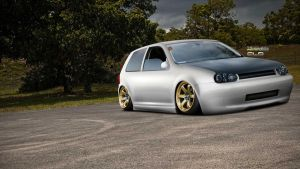 1999 VW Golf GTI - by CLD by ClaudaoCLD